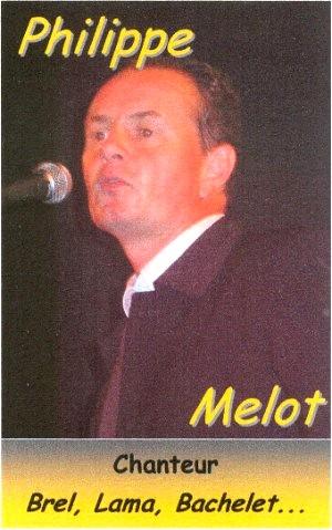 Philippe MELOT chanteur